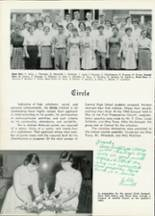 1961 Central High School Yearbook Page 66 & 67