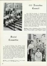 1961 Central High School Yearbook Page 68 & 69