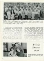1961 Central High School Yearbook Page 70 & 71