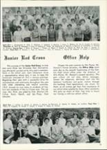 1961 Central High School Yearbook Page 74 & 75
