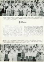 1961 Central High School Yearbook Page 76 & 77