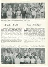 1961 Central High School Yearbook Page 78 & 79