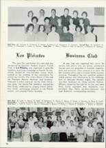1961 Central High School Yearbook Page 80 & 81