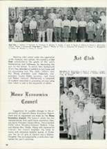 1961 Central High School Yearbook Page 84 & 85