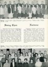 1961 Central High School Yearbook Page 86 & 87
