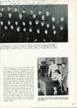 1961 Central High School Yearbook Page 92 & 93
