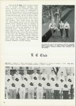 1961 Central High School Yearbook Page 96 & 97