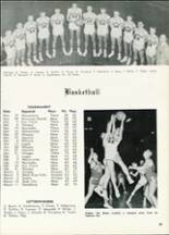 1961 Central High School Yearbook Page 102 & 103