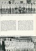 1961 Central High School Yearbook Page 104 & 105