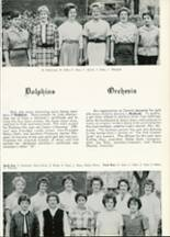 1961 Central High School Yearbook Page 112 & 113