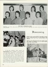 1961 Central High School Yearbook Page 116 & 117