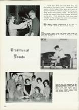 1961 Central High School Yearbook Page 118 & 119