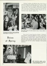 1961 Central High School Yearbook Page 122 & 123