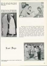 1961 Central High School Yearbook Page 124 & 125