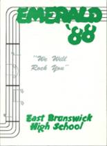 East Brunswick High School Yearbooks