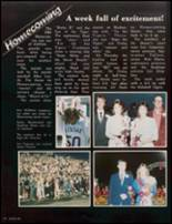 1984 Red Oak High School Yearbook Page 16 & 17