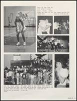 1984 Red Oak High School Yearbook Page 18 & 19