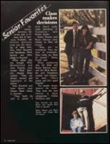 1984 Red Oak High School Yearbook Page 20 & 21