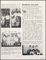 1984 Red Oak High School Yearbook Page 52 & 53