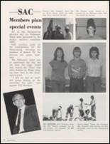 1984 Red Oak High School Yearbook Page 58 & 59