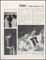 1984 Red Oak High School Yearbook Page 62 & 63