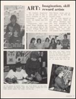 1984 Red Oak High School Yearbook Page 72 & 73