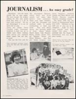 1984 Red Oak High School Yearbook Page 78 & 79