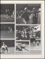 1984 Red Oak High School Yearbook Page 90 & 91