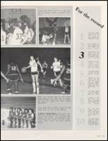 1984 Red Oak High School Yearbook Page 98 & 99