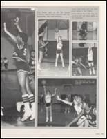 1984 Red Oak High School Yearbook Page 100 & 101