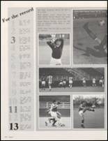1984 Red Oak High School Yearbook Page 106 & 107