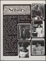 1984 Red Oak High School Yearbook Page 126 & 127