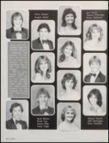 1984 Red Oak High School Yearbook Page 128 & 129