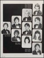 1984 Red Oak High School Yearbook Page 130 & 131