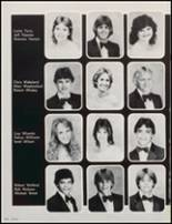 1984 Red Oak High School Yearbook Page 134 & 135