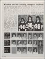 1984 Red Oak High School Yearbook Page 140 & 141