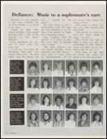 1984 Red Oak High School Yearbook Page 144 & 145