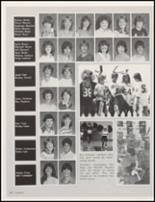 1984 Red Oak High School Yearbook Page 148 & 149