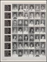 1984 Red Oak High School Yearbook Page 152 & 153