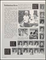 1984 Red Oak High School Yearbook Page 154 & 155
