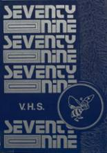 1979 Yearbook Vinita High School