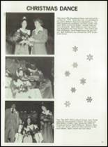 1979 West Delaware High School Yearbook Page 20 & 21