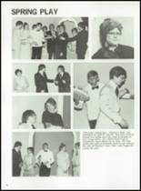 1979 West Delaware High School Yearbook Page 22 & 23