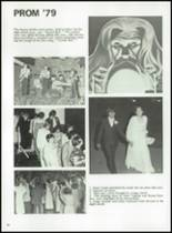 1979 West Delaware High School Yearbook Page 24 & 25