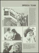 1979 West Delaware High School Yearbook Page 34 & 35