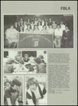 1979 West Delaware High School Yearbook Page 36 & 37