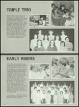 1979 West Delaware High School Yearbook Page 42 & 43