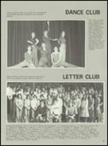 1979 West Delaware High School Yearbook Page 46 & 47