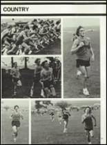 1979 West Delaware High School Yearbook Page 54 & 55