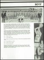1979 West Delaware High School Yearbook Page 58 & 59